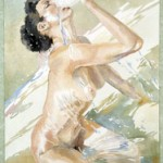 watercolor-womanbathing